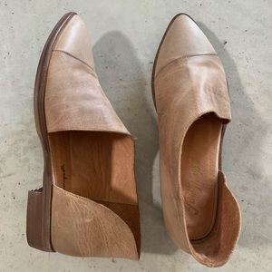 Free People Royale Pointy Toe Flat